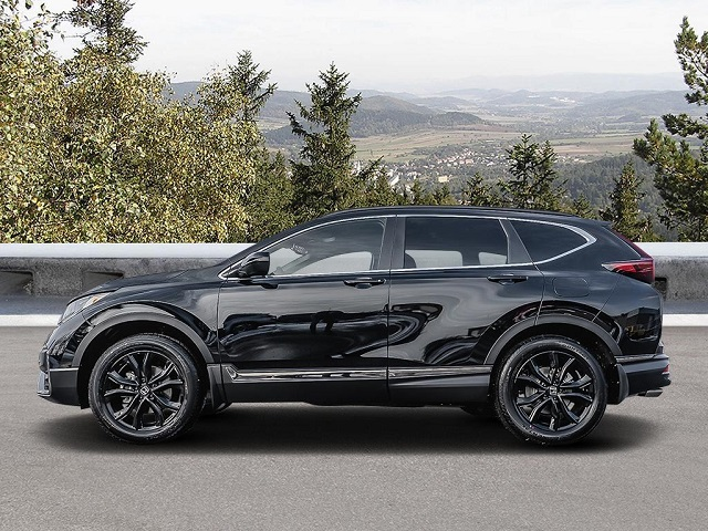 2021 Honda CR-V Black Edition Looks Astonishing - Honda Car Models